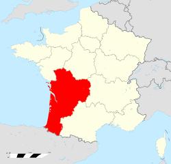 regio nouvelle aquitaine