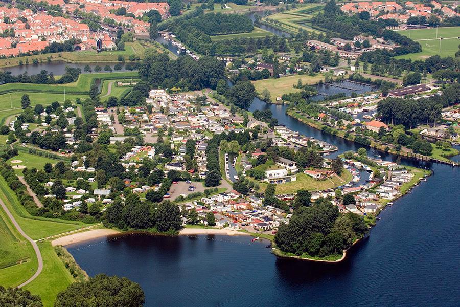 te pacht: horeca op camping in Zuid Holland