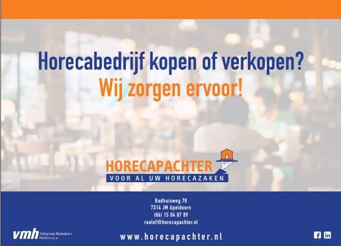 horecamakelaar in Gelderland, Utrecht en Overijssel